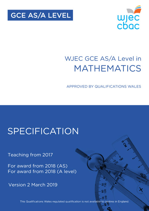 A Level Maths Specification