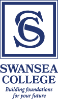 Portrait Swansea College Logo