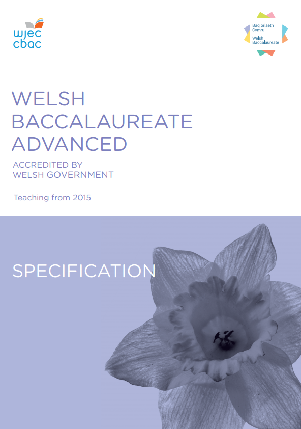 A Level Welsh Baccalaureate