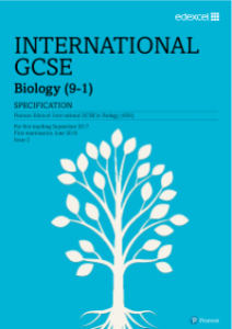 International GCSEs Biology