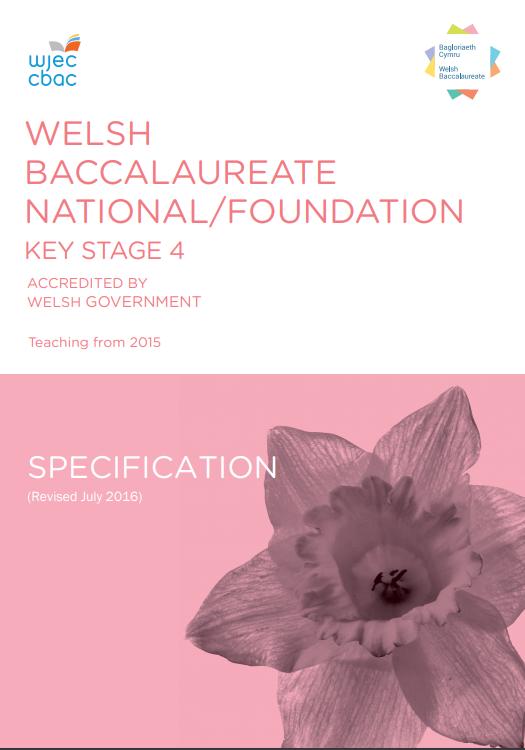 GCSE Welsh Baccalaureate