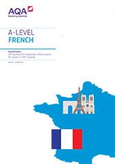 AQA A Level French Spec