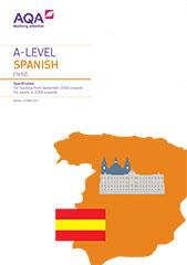 AQA A level Spanish Spec