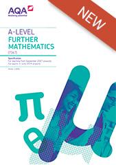 AQA A Level Further Mathematics