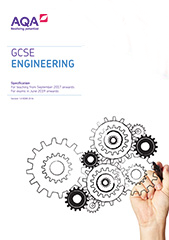 AQA GCSE Engineering Spec