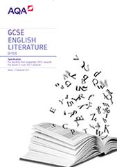 AQA GCSE (9-1) English Literature Spec