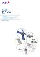 AQA GCSE Physics spec