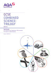 AQA GCSE Combined Science Triology