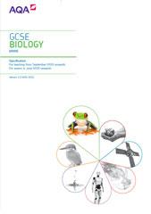 AQA GCSE Biology spec
